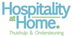Hospitality at Home nieuw logo